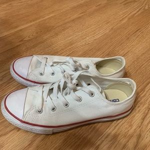 Converse youth size 3 shoes